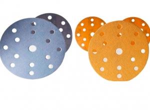 Шлифовальные диски на липучке