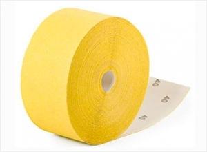 Шкурка шлифовальная на бумажной основе